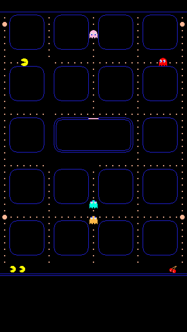 Pac Man IPhone Wallpaper Jeffrey Carl Fadens Blog