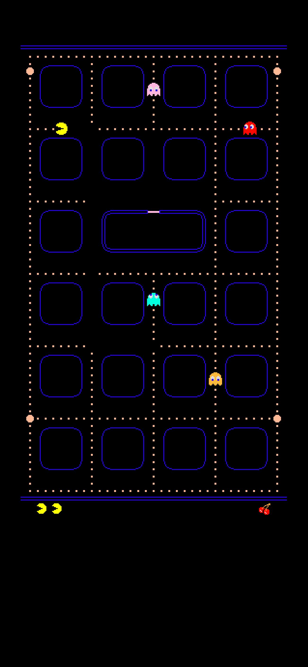 Pac Man Iphone Wallpaper Jeffrey Carl Faden S Blog