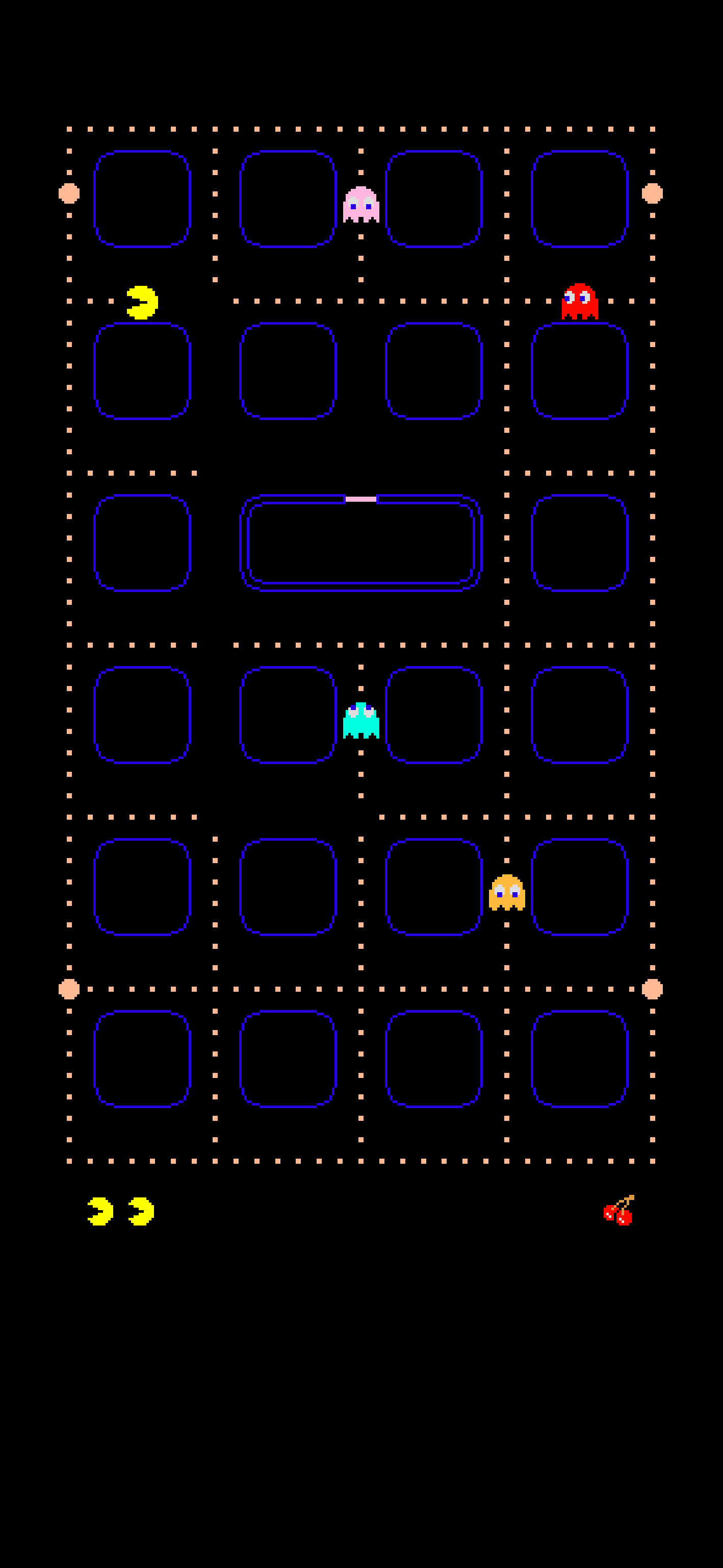 Pac Man Iphone Wallpaper Jeffrey Carl Faden S Blog